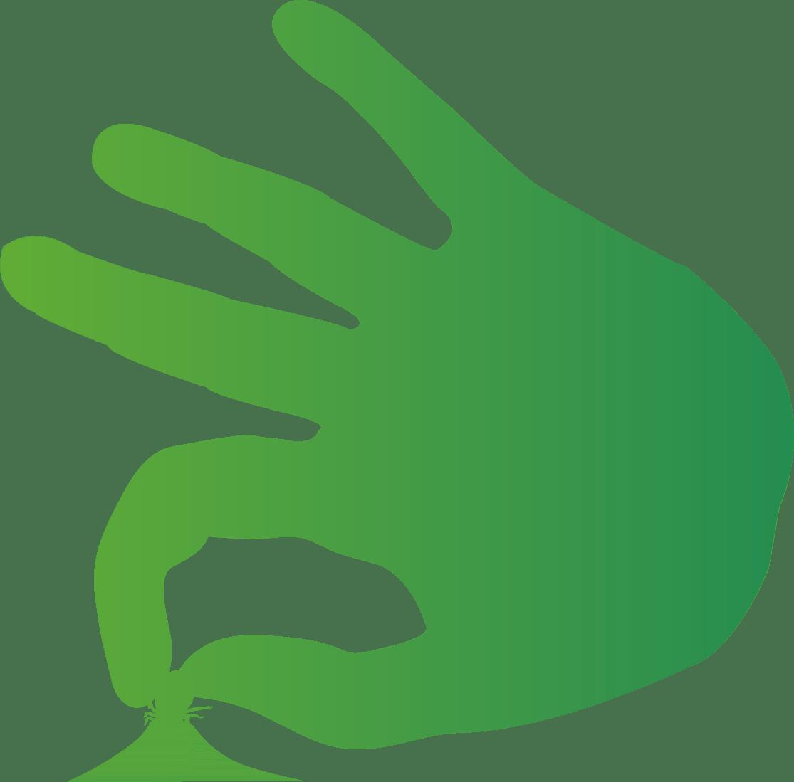 Zecken Entfernung mit der Hand